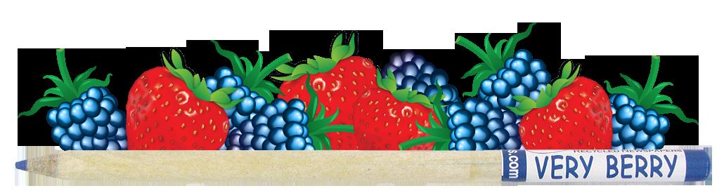 Coloured Smencil - Very Berry